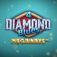4 Diamond Blues Megaways