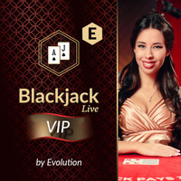 Blackjack VIP E by Evolution
