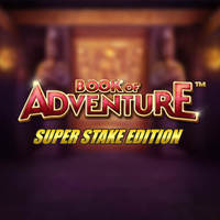 Book Of Adventure Super Stake Edition