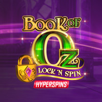 Book of Oz Lock N Spin