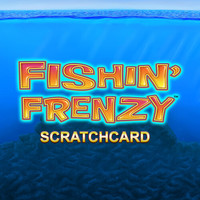 Scratch Fishin Frenzy Scratchcard