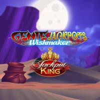 Genie Wishmaker Jackpot King