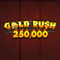 Scratch Gold Rush 250,000