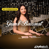 Grand Baccarat NC By PlayTech