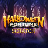 Halloween Fortune Scratch