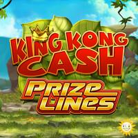 King Kong Cash Prize Lines