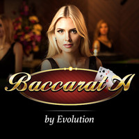 Baccarat A By Evolution