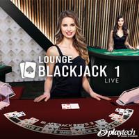 Lounge Blackjack 1 By PlayTech