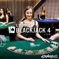 Lounge Blackjack 4 By PlayTech