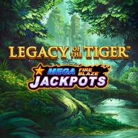 Mega Fire Blaze Jackpots Legacy of the Tiger