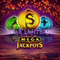 Mega Jackpots Star Lanterns
