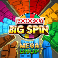 Monopoly Big Spin Megadrop