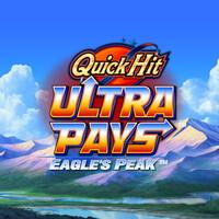 Quick Hit Ultra Pays Eagels Peak