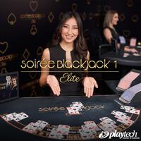 Soiree Elite Blackjack 1 By PlayTech