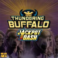 Thundering Buffalo Jackpot Dash