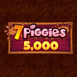 Scratch 7 Piggies 5,000