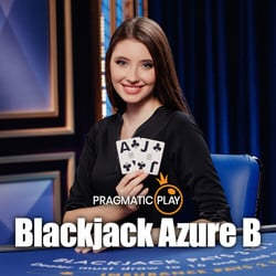 Blackjack Azure B