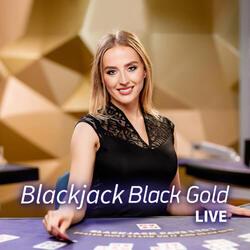 Blackjack Black Gold by NetEnt