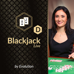 Blackjack D by Evolution