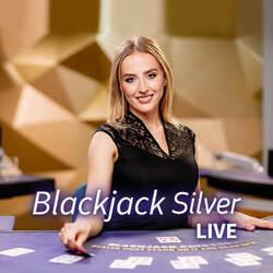 Blackjack Silver by NetEnt