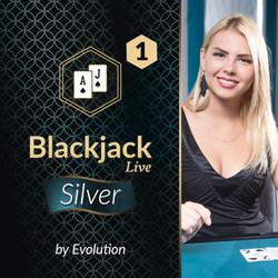 Blackjack Silver 1 by Evolution