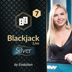 Blackjack Silver 7 by Evolution