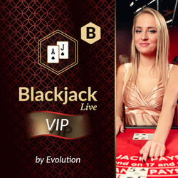 Blackjack VIP B by Evolution