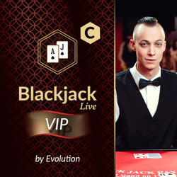 Blackjack VIP C by Evolution