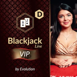 Blackjack VIP D by Evolution