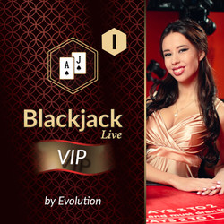 Blackjack VIP I by Evolution