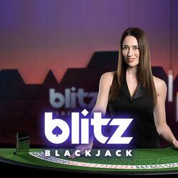 Blitz Blackjack High by NetEnt