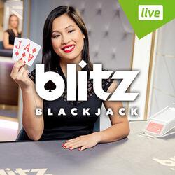 Blitz Blackjack Silver by NetEnt