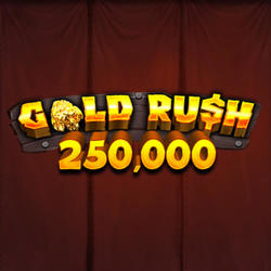 Scratch Gold Rush 250,000
