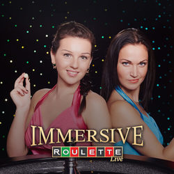 Immersive Roulette By Evolution