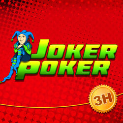 Joker Poker 3 Hands