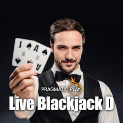 Live Blackjack D