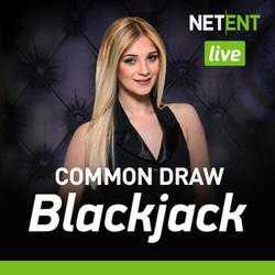 Live Luxury Common Draw Blackjack By NetEnt