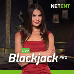 Live VIP Blackjack Pro Manual Shoe By NetEnt