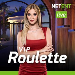 VIP Live Roulette by NetEnt