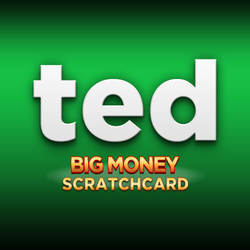 Scratch Ted Scratchcard