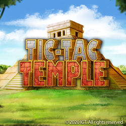 Scratch Tic Tac Temple