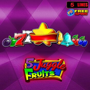 5 Juggle Fruits
