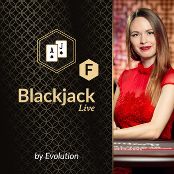Blackjack F by Evolution