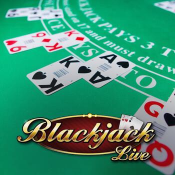 Blackjack M by Evolution