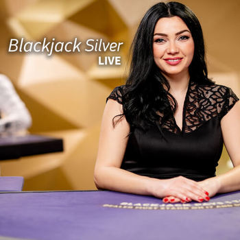 Blackjack Silver by NetEnt