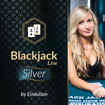 Blackjack Silver by Evolution
