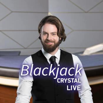 Crystal Blackjack by NetEnt