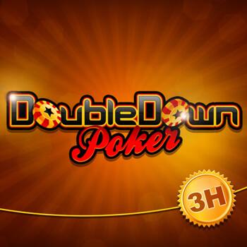 Double Down Stud Video Poker 3 Hands