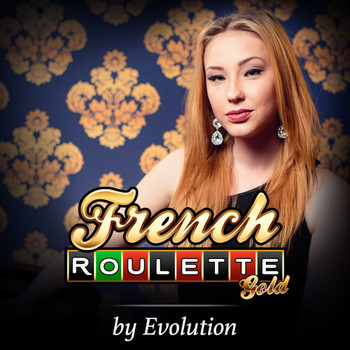 French Roulette Gold By Evolution