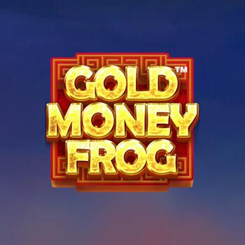 Gold Money Frog